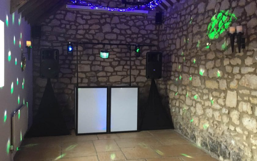 Bath Wedding Disco Hire