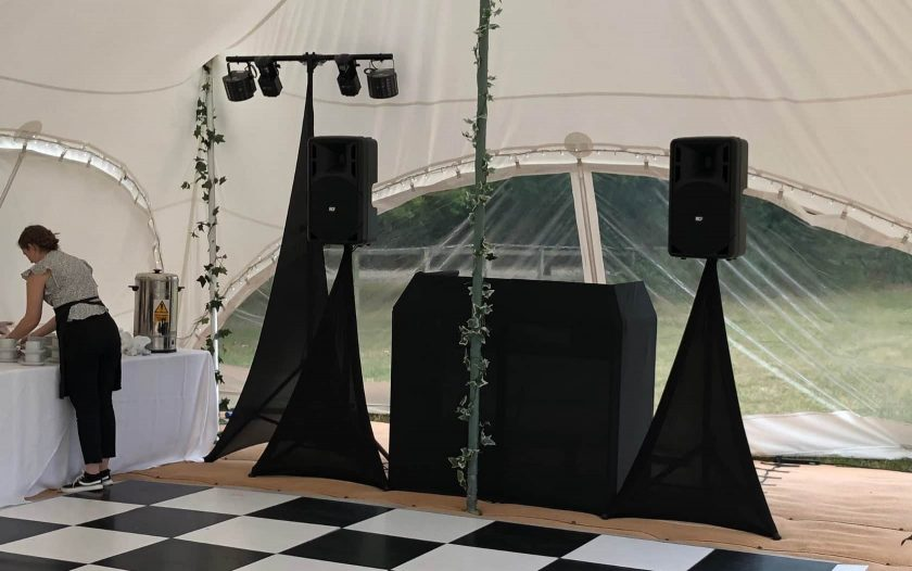 Marquee Party DJ