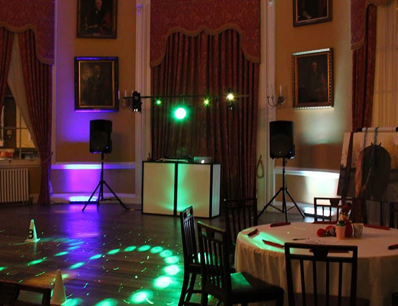 Salisbury Corporate Event DJ