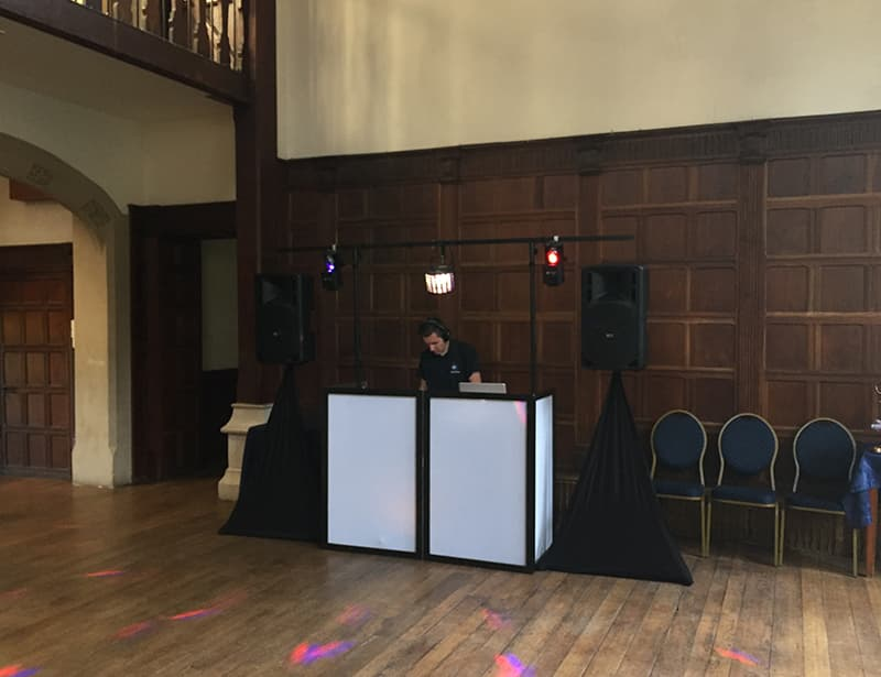 Sixth Form Party DJ