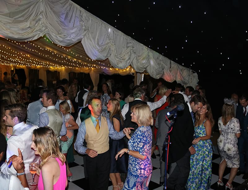 Somerset Wedding Disco Hire