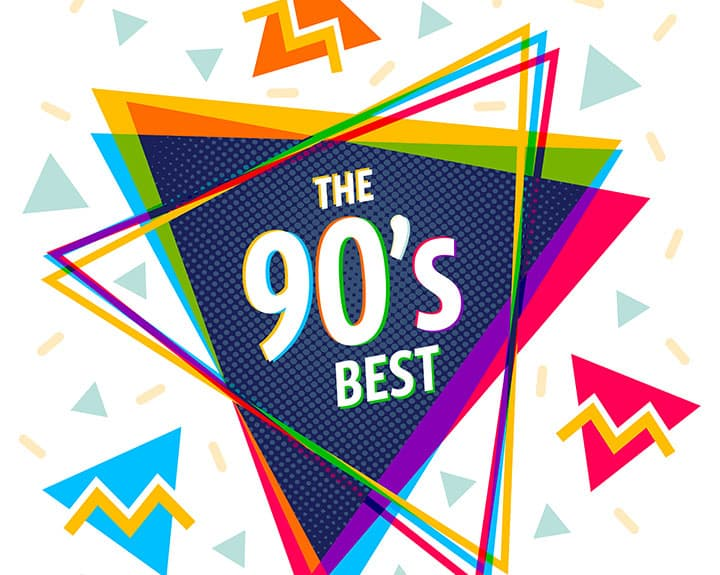 Are 90s Themed Parties The New 80s?
