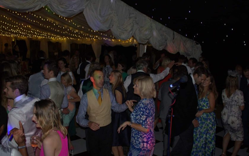Wedding Disco Dancing