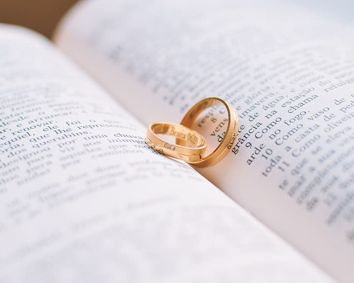 Wedding Ring & Vows