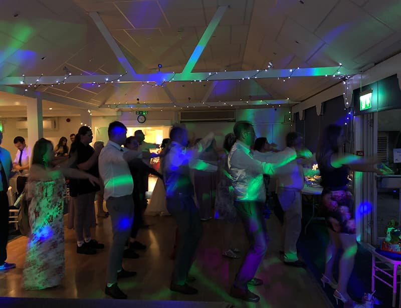 Wiltshire Wedding Disco